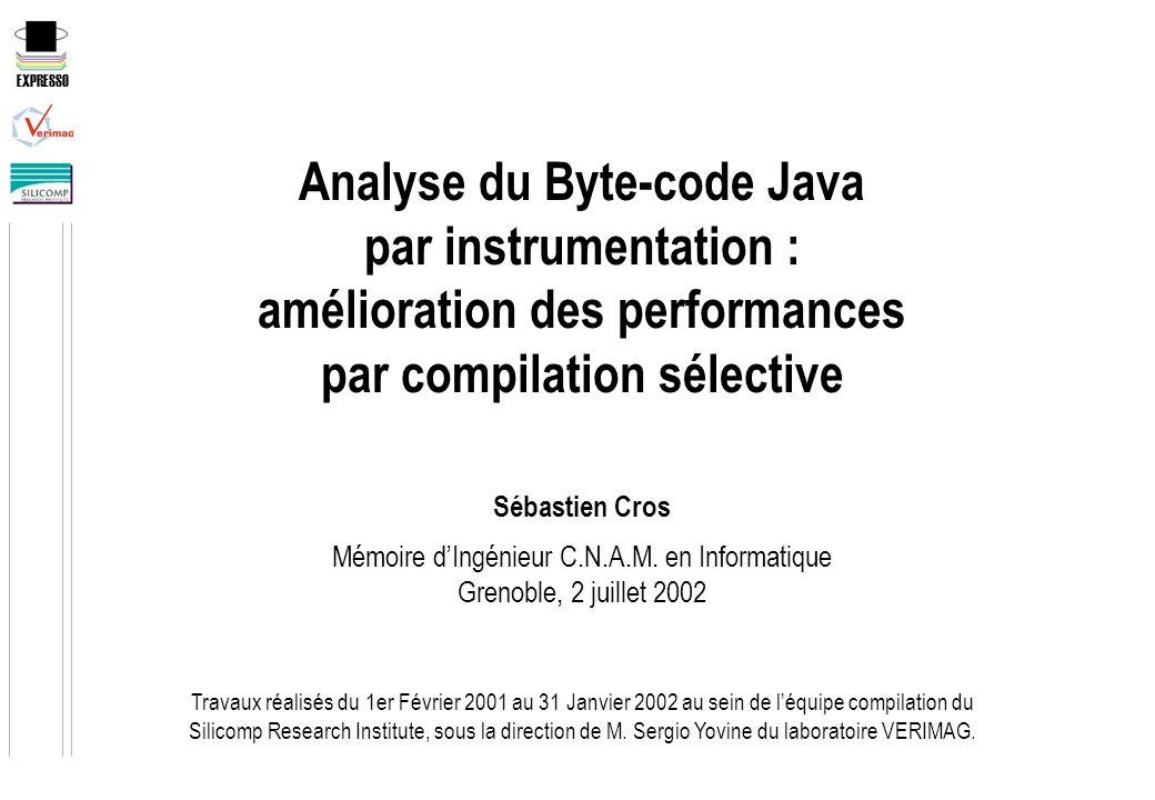 Mémoire d'Ingénieur C.N.A.M. en Informatique
