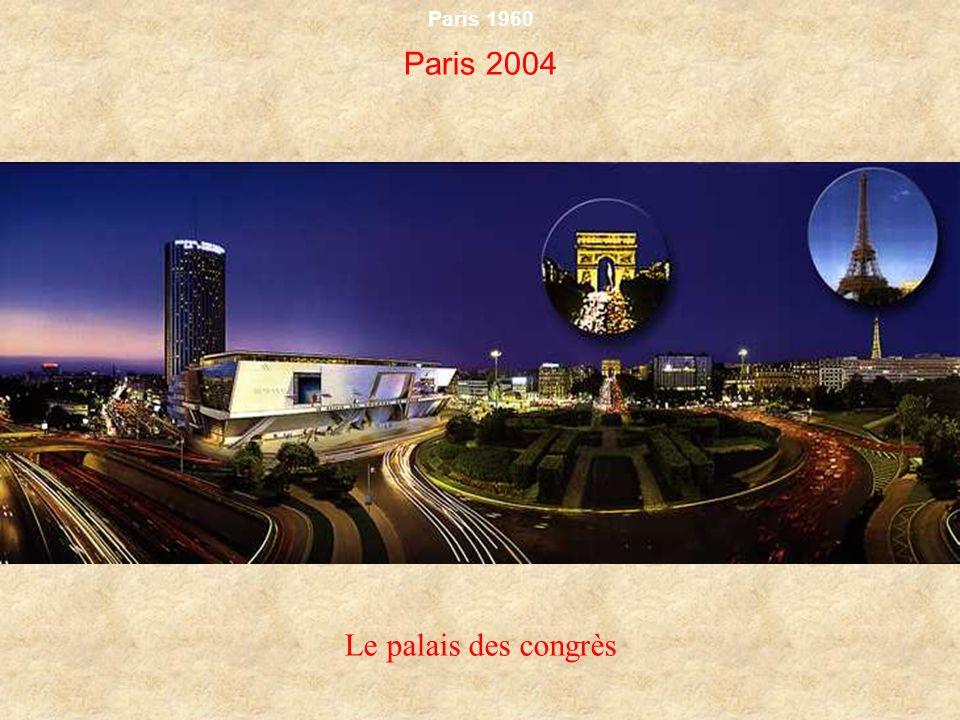 Paris 2004 Le palais des congrès