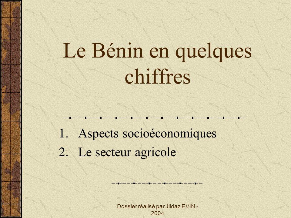 Le Bénin en quelques chiffres