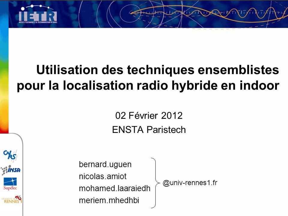 02 Février 2012 ENSTA Paristech
