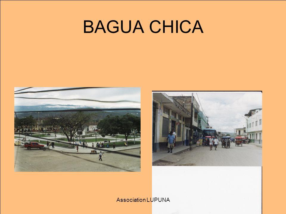 BAGUA CHICA Association LUPUNA