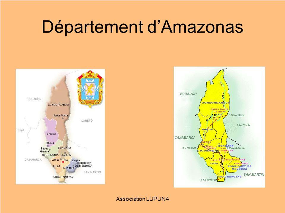 Département d'Amazonas