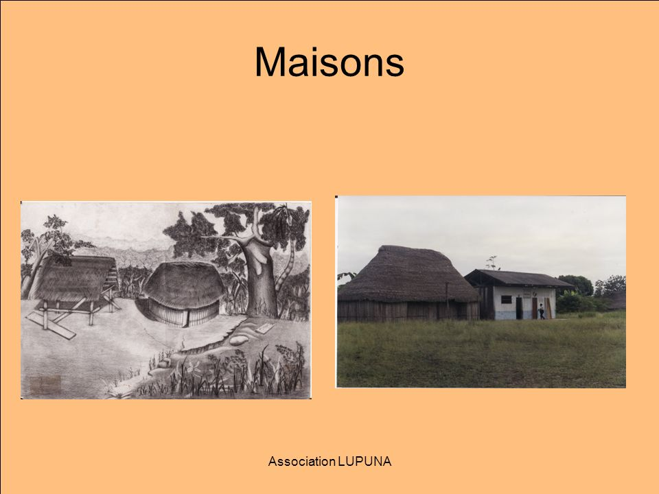 Maisons Association LUPUNA