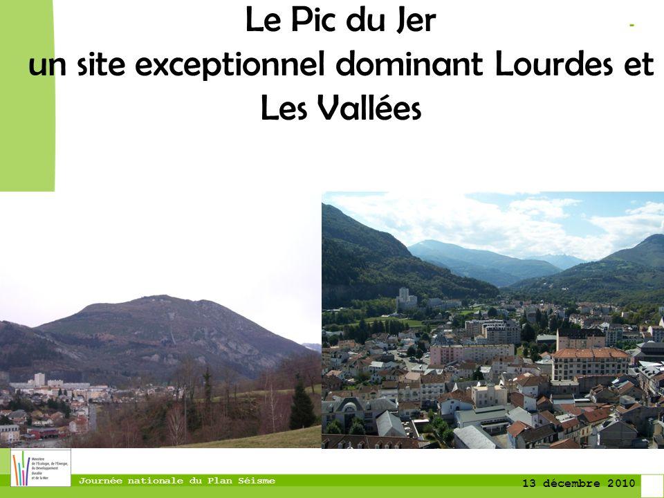Le Pic du Jer un site exceptionnel dominant Lourdes et Les Vallées