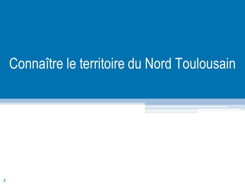 Connaître le territoire du Nord Toulousain