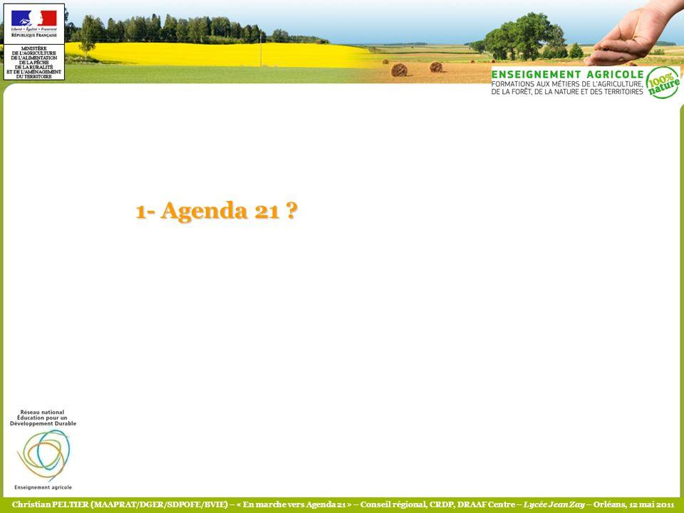 1- Agenda 21 3