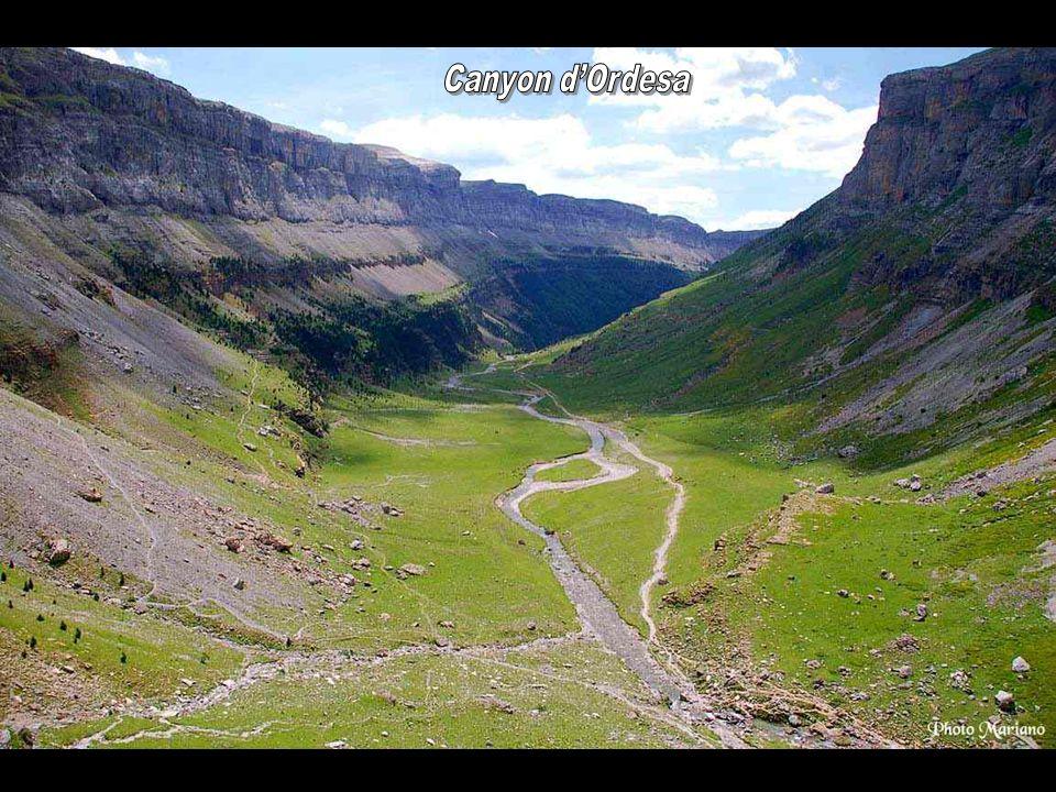 Canyon d'Ordesa .