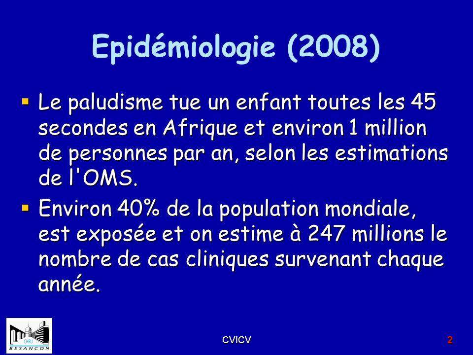 Epidémiologie (2008)