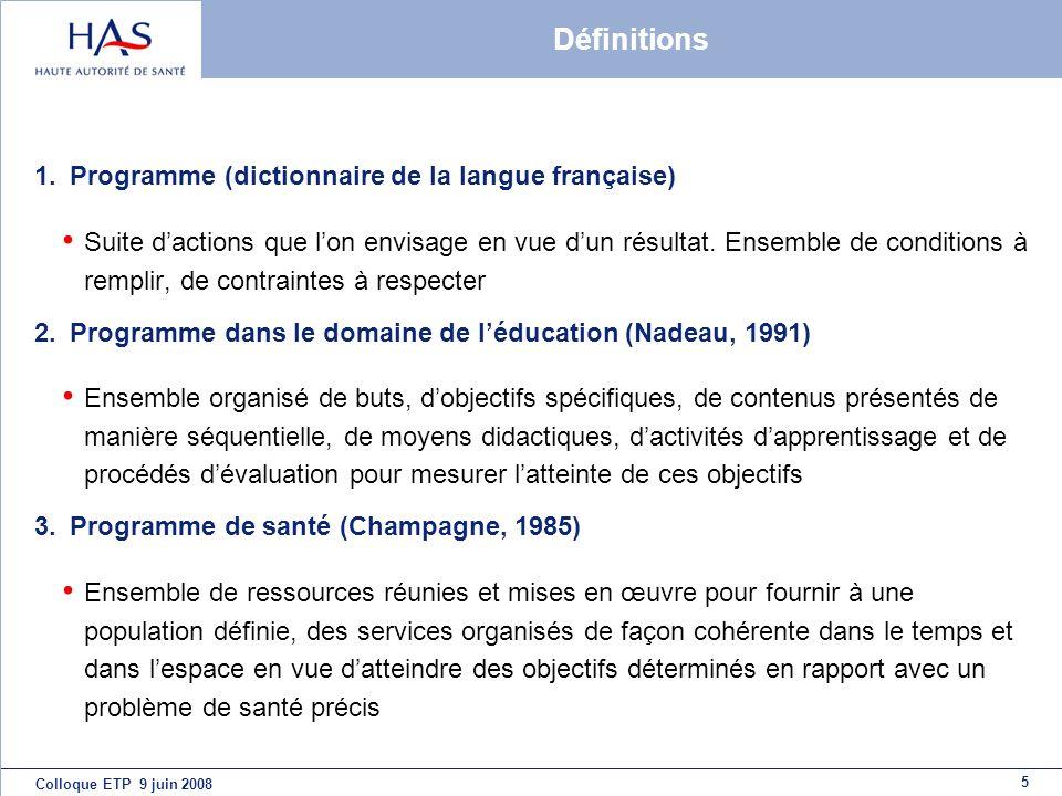 Définitions Programme (dictionnaire de la langue française)