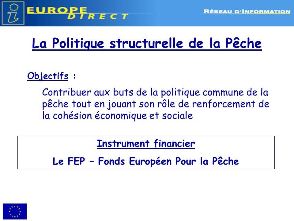 La Politique structurelle de la Pêche