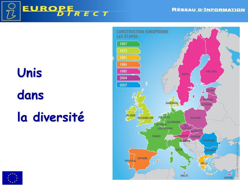 Unis dans la diversité