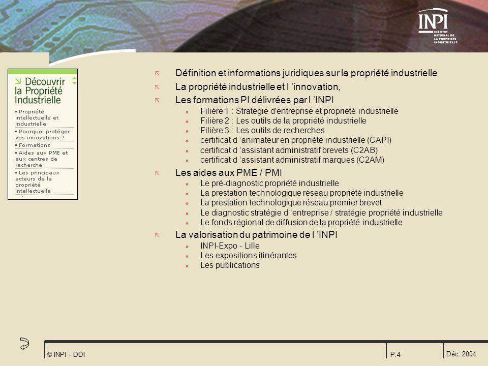 Définition et informations juridiques sur la propriété industrielle