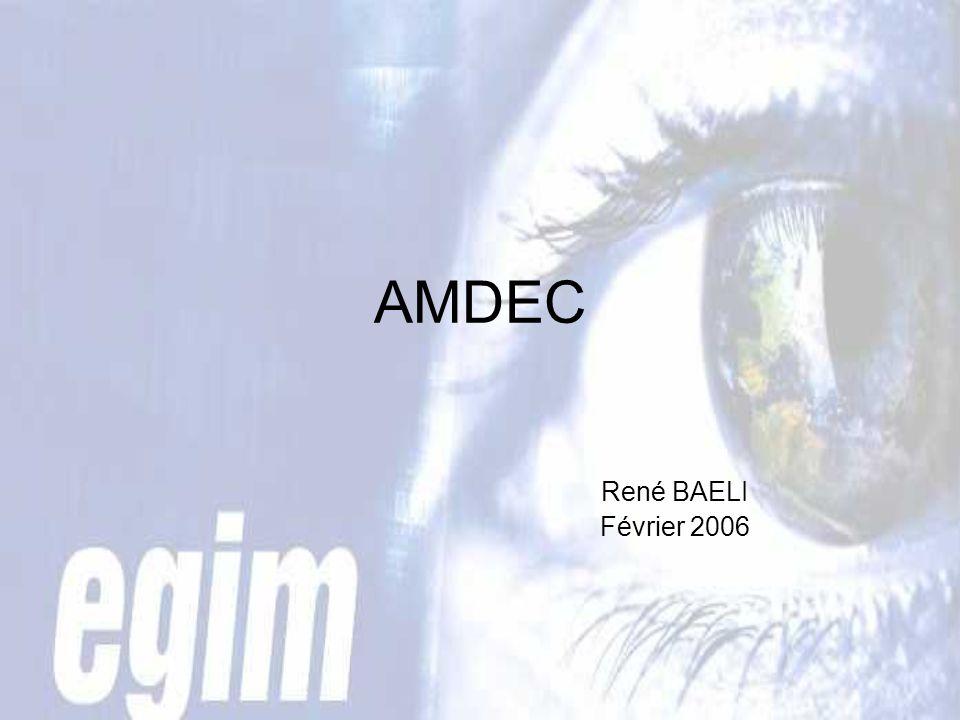 AMDEC René BAELI Février 2006