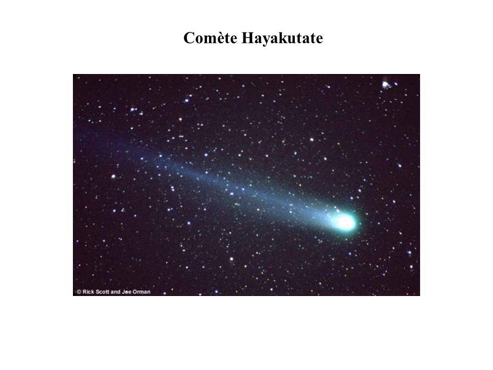 Comète Hayakutate