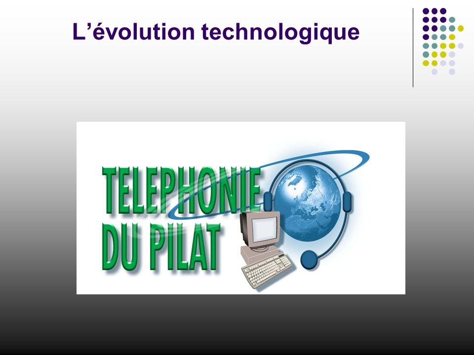 L'évolution technologique