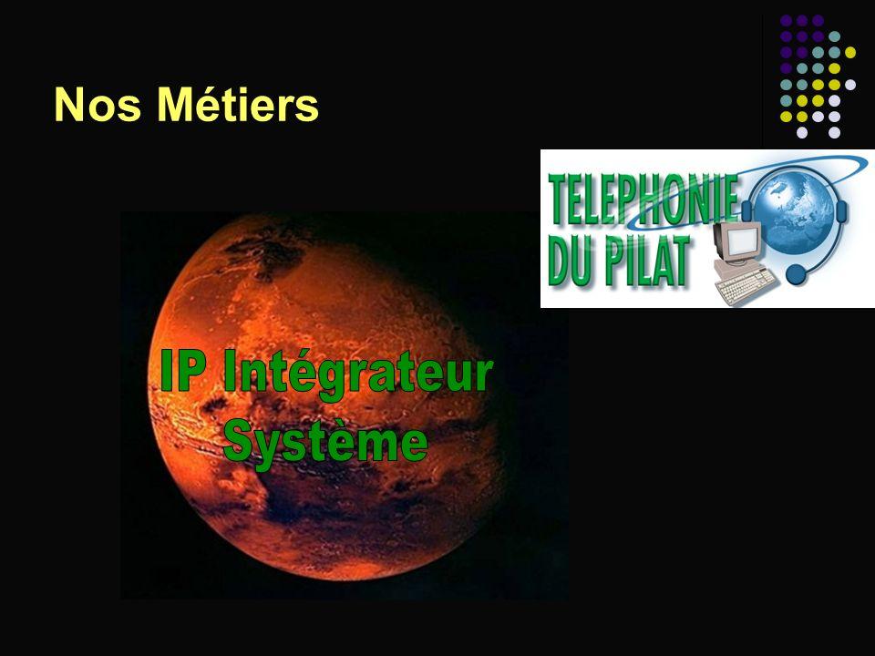 Nos Métiers IP Intégrateur Système