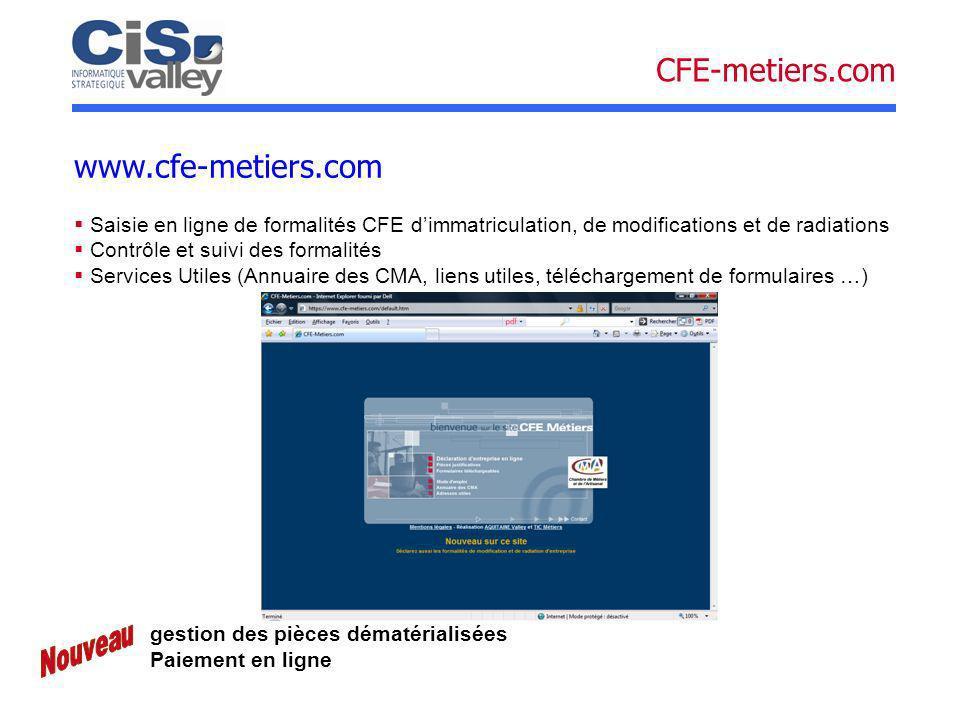 CFE-metiers.com www.cfe-metiers.com