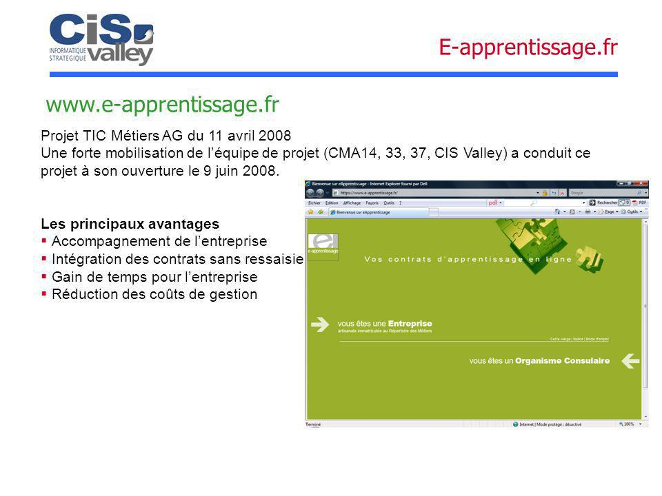E-apprentissage.fr www.e-apprentissage.fr