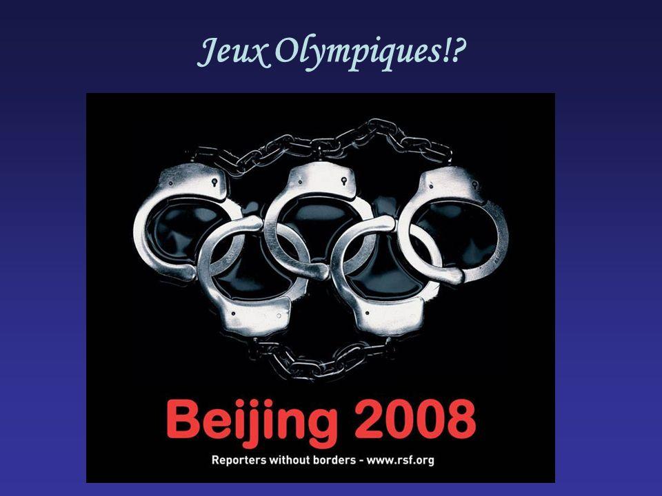 Jeux Olympiques!