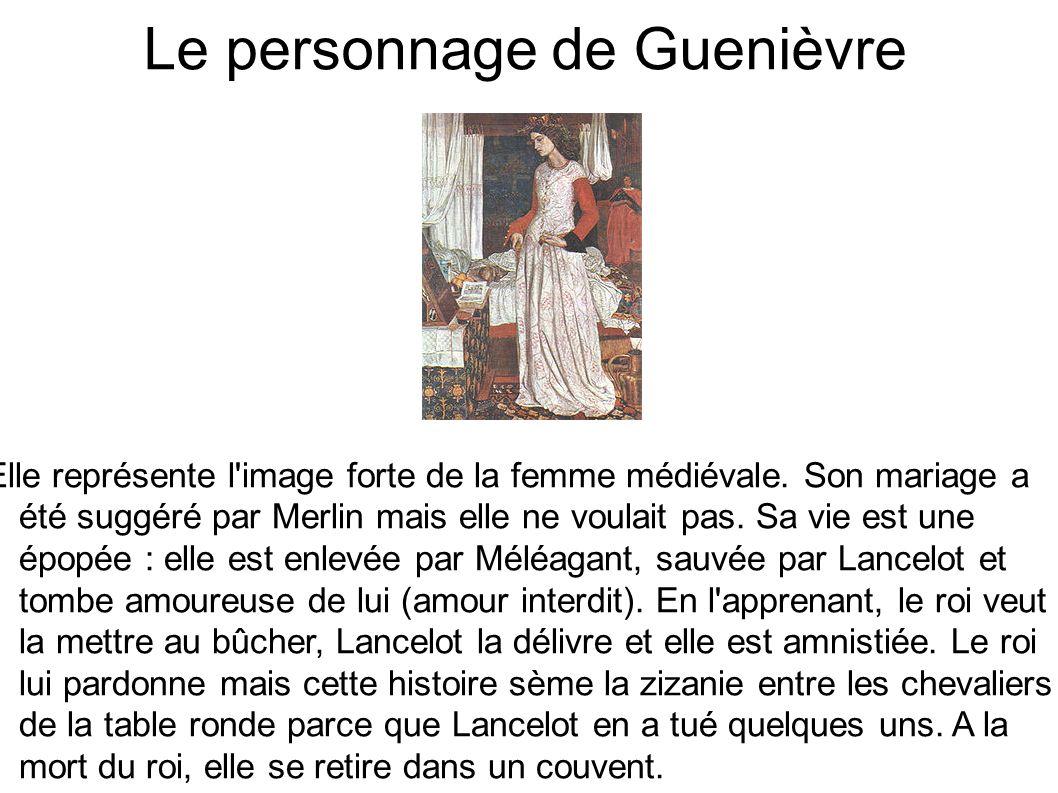 Le roi arthur ppt video online t l charger - Lancelot et les chevaliers de la table ronde ...