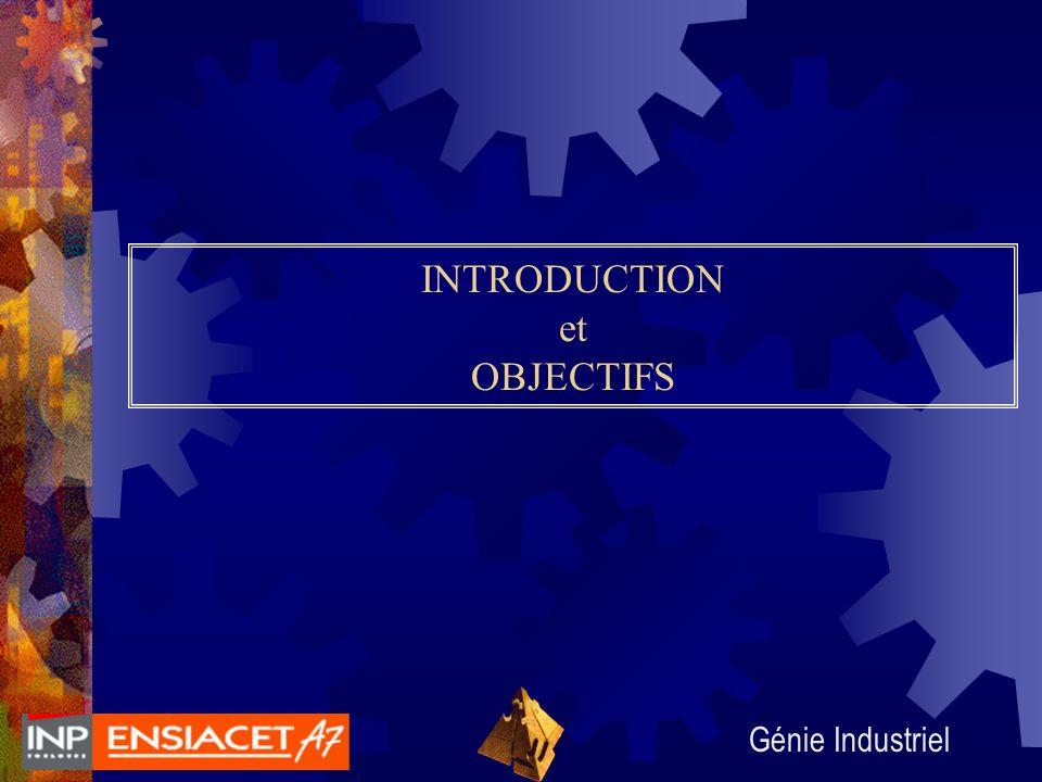INTRODUCTION et OBJECTIFS