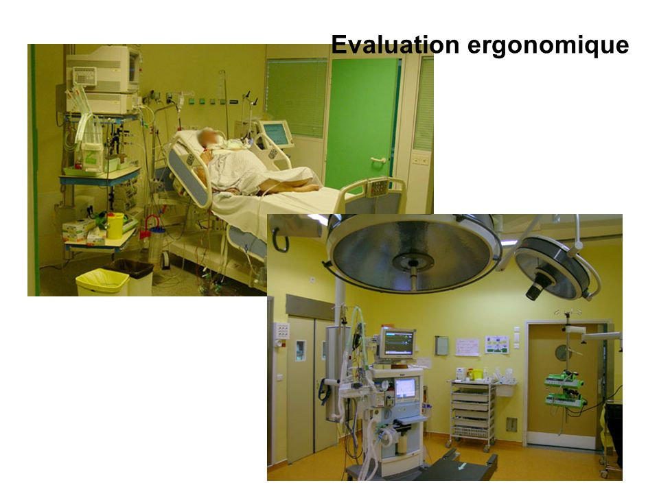 Evaluation ergonomique