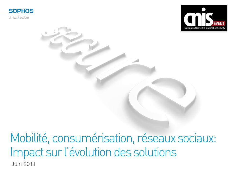 Mobilité, consumérisation, réseaux sociaux: Impact sur l'évolution des solutions