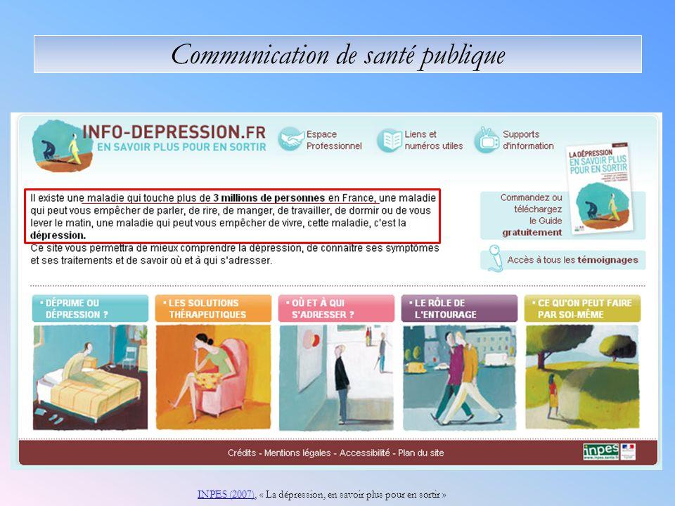 Communication de santé publique