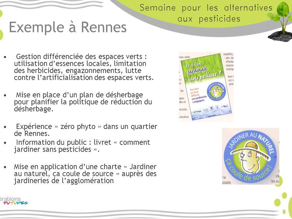 Exemple à Rennes