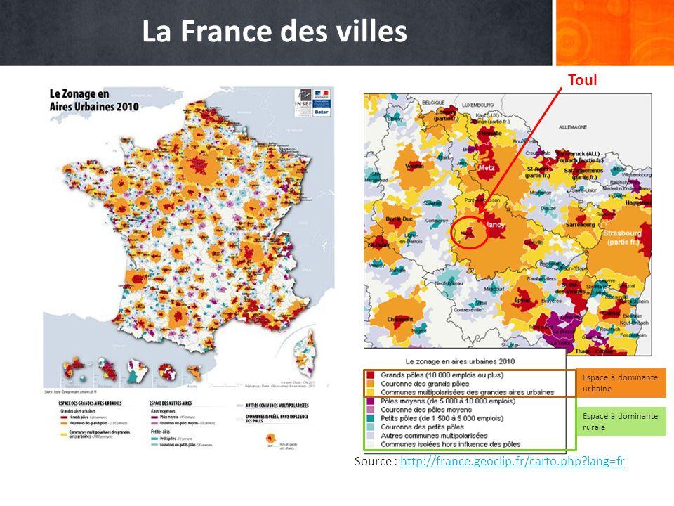 La France des villes Toul