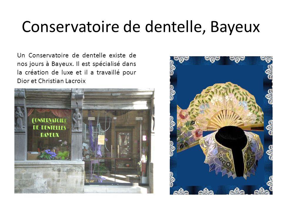 Conservatoire de dentelle, Bayeux