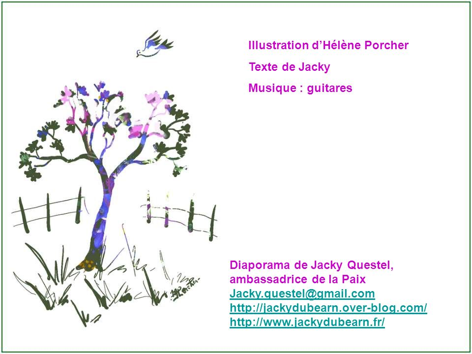 Illustration d'Hélène Porcher