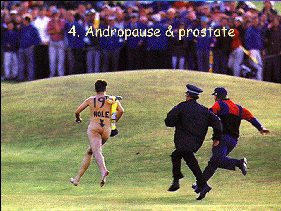 4. Andropause & prostate