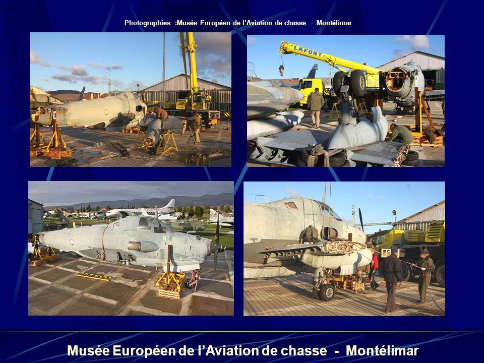 Musée Européen de l'Aviation de chasse - Montélimar