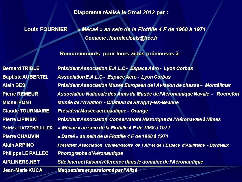 Diaporama réalisé le 5 mai 2012 par :