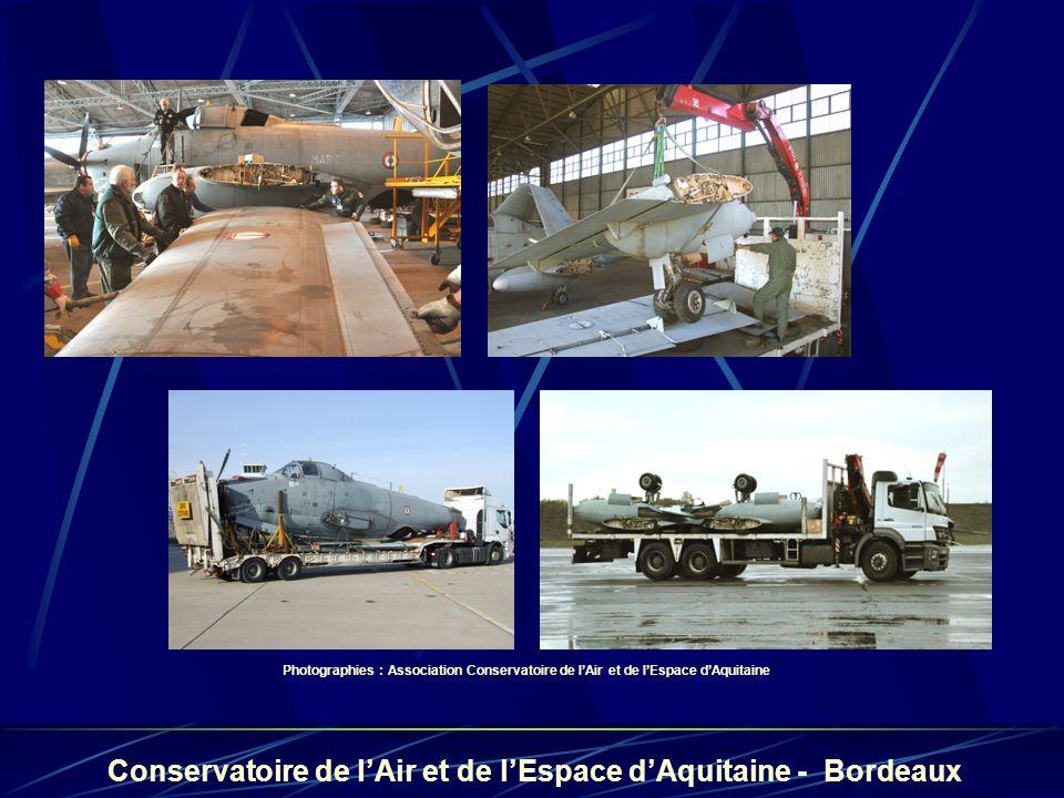 Conservatoire de l'Air et de l'Espace d'Aquitaine - Bordeaux