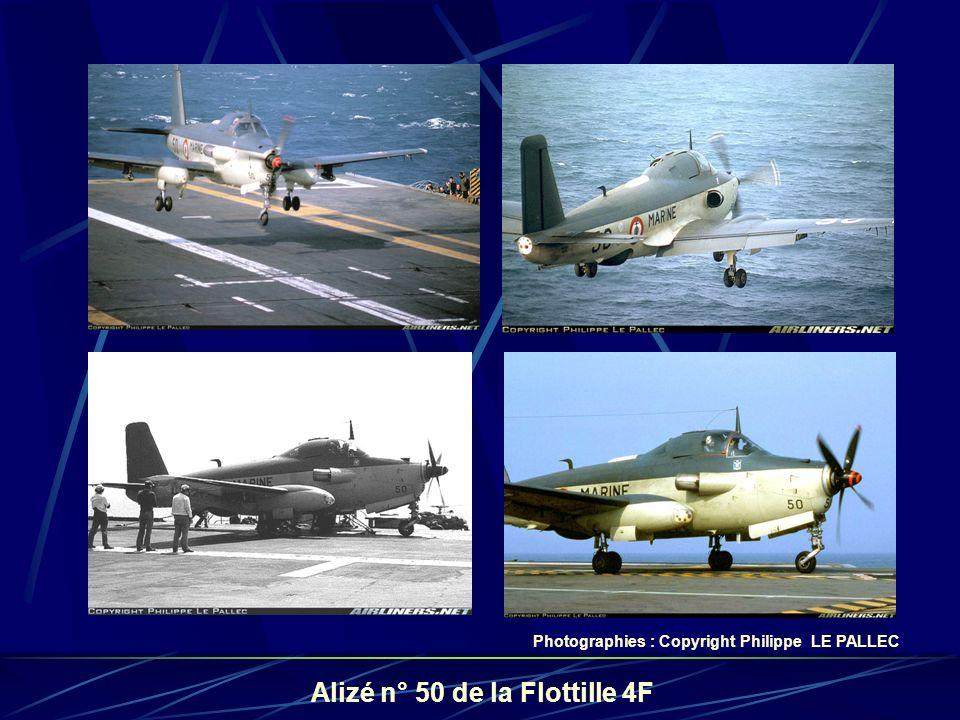 Alizé n° 50 de la Flottille 4F