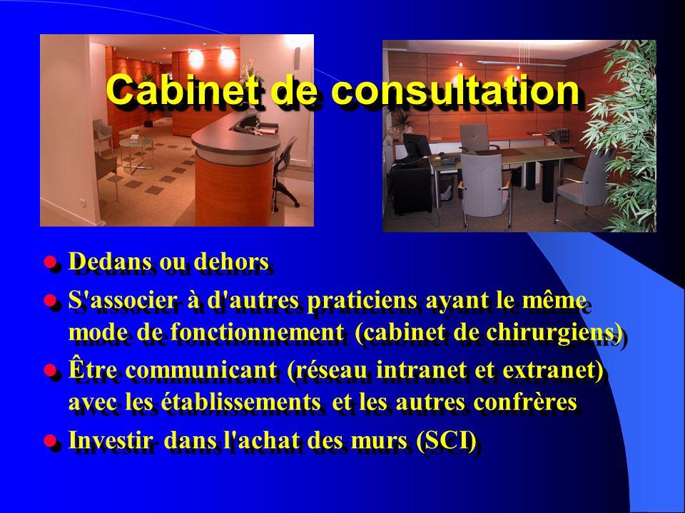 Cabinet de consultation