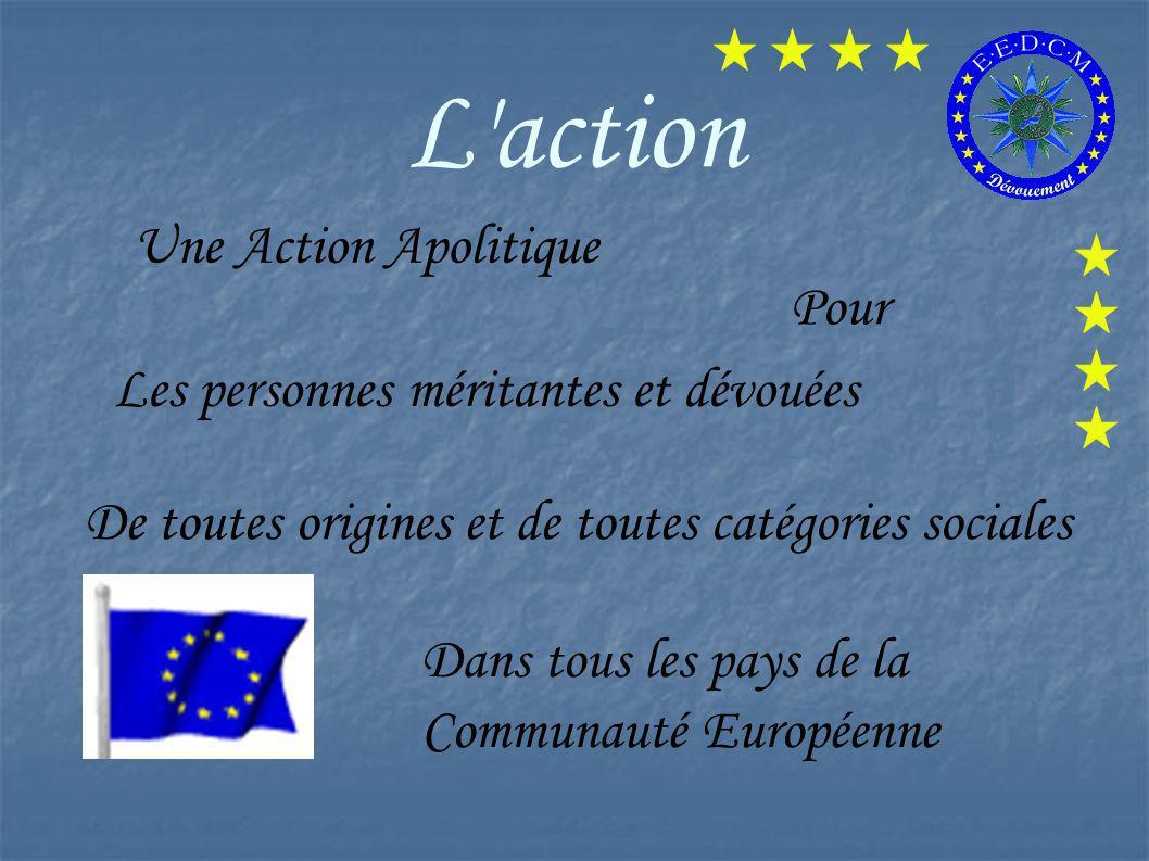L action Une Action Apolitique Pour