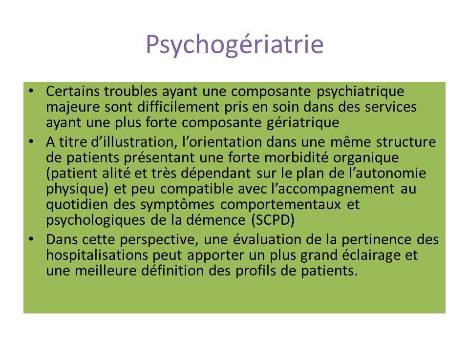Psychogériatrie