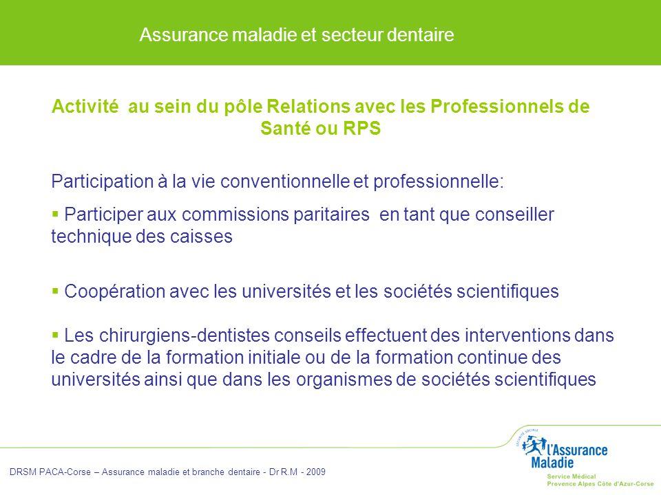 Participation à la vie conventionnelle et professionnelle: