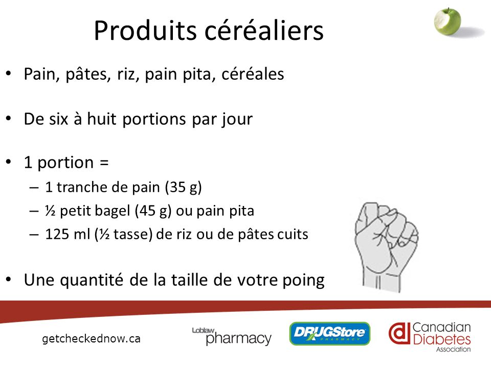 Produits céréaliers Pain, pâtes, riz, pain pita, céréales