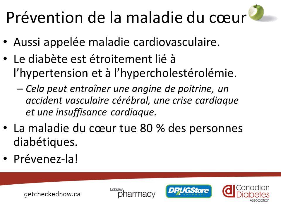 Prévention de la maladie du cœur