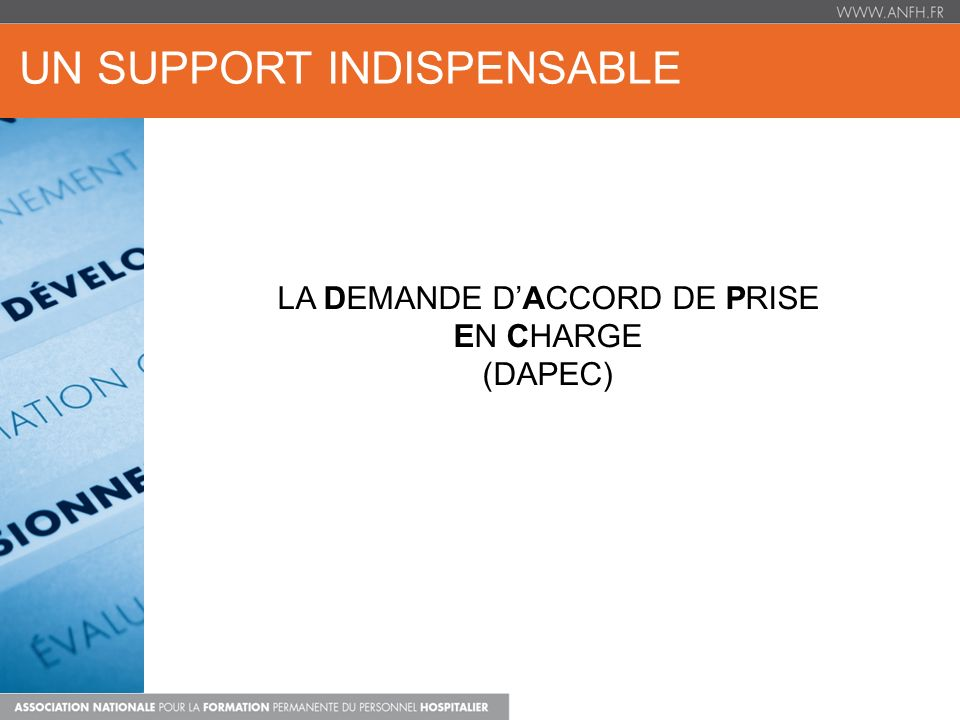 Un support indispensable