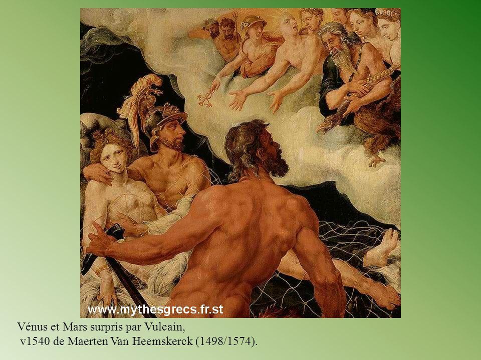 Vénus et Mars surpris par Vulcain,