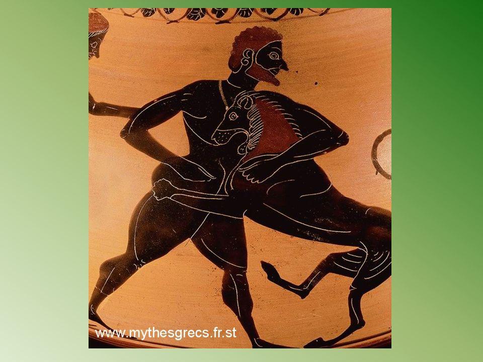 Vaincre le lion de Némée à la peau impénétrable, et rapporter sa dépouille ;