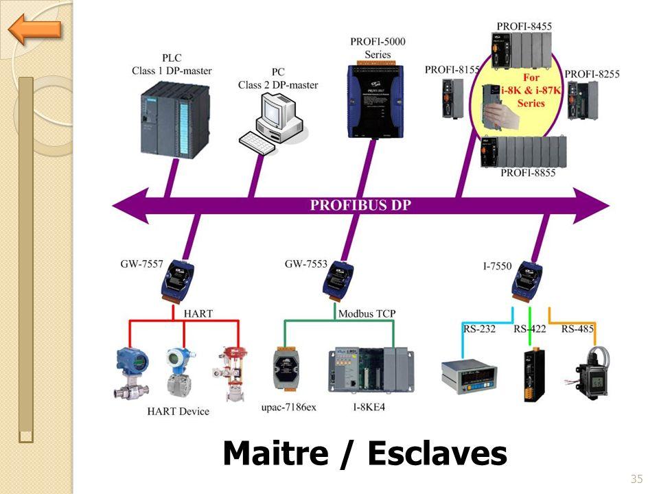 Maitre / Esclaves