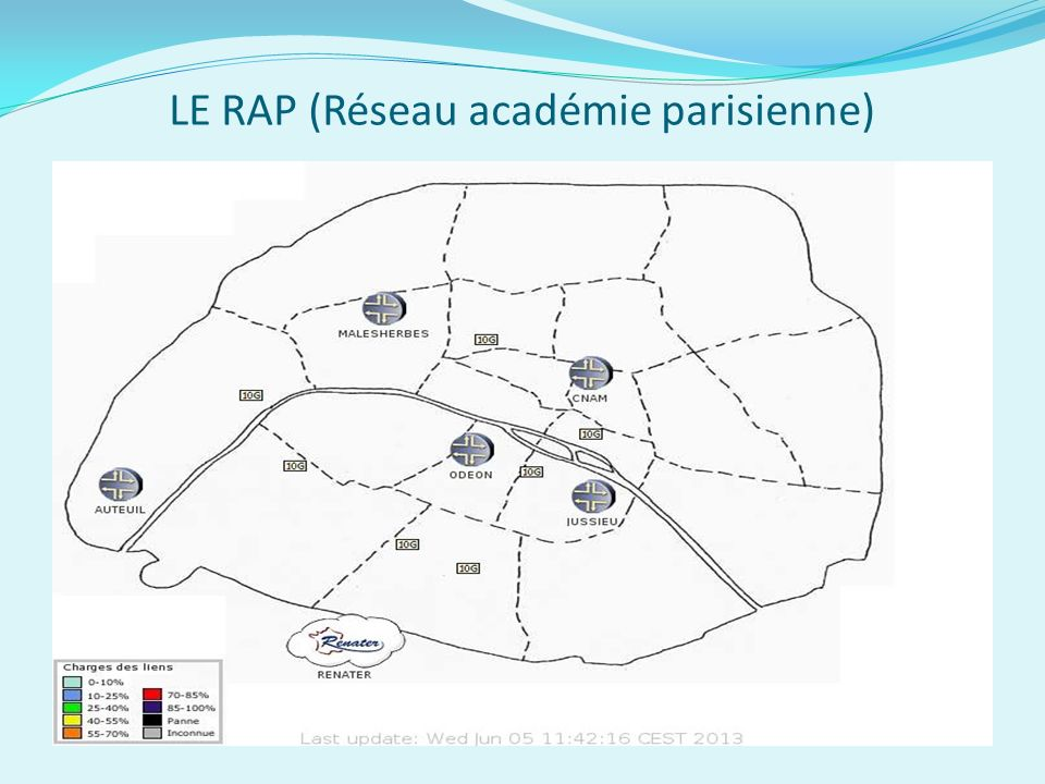 LE RAP (Réseau académie parisienne)
