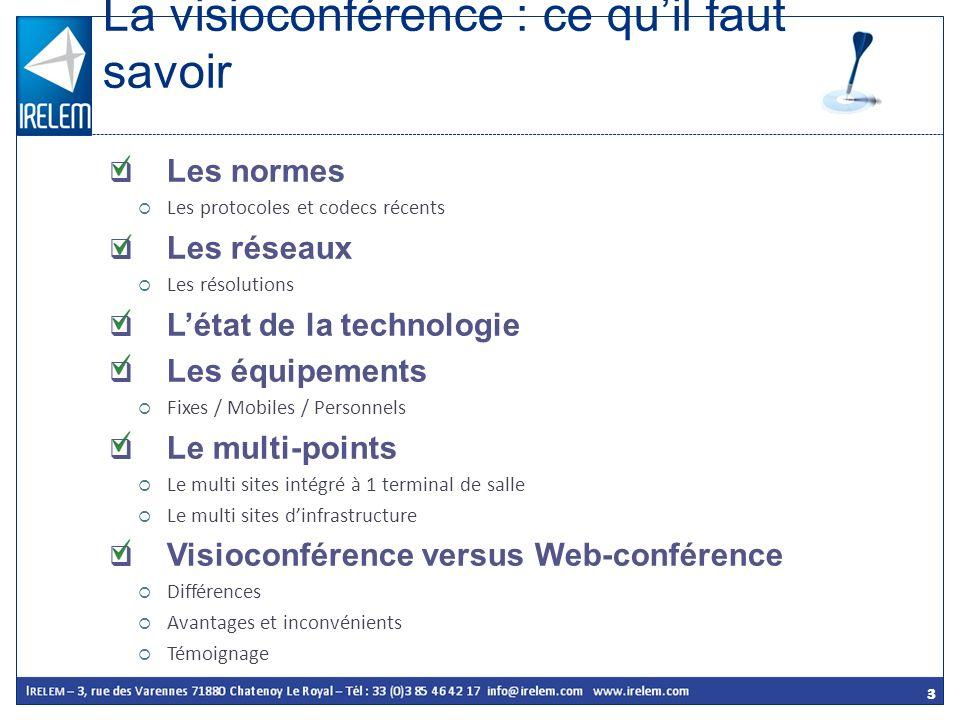 La visioconférence : ce qu'il faut savoir