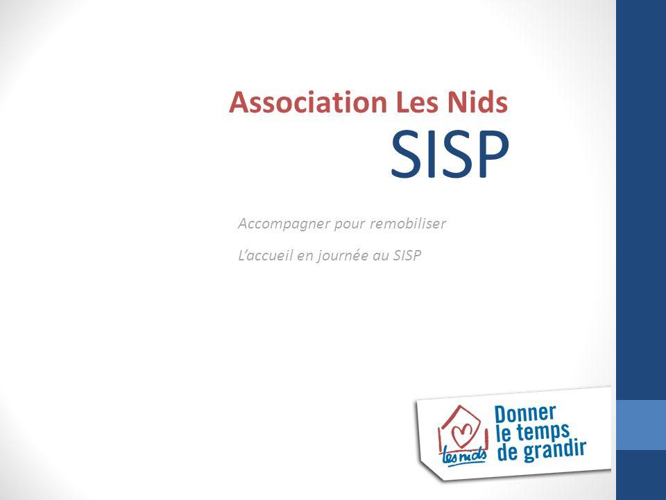 SISP Association Les Nids Accompagner pour remobiliser